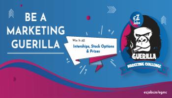 EZJobs Guerilla Marketing Challenge
