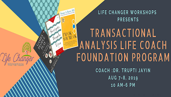 Transactional Analysis Life Coach Foundation Program
