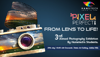 Be A Part of Pixel Perfect 2019: From Lens to Life