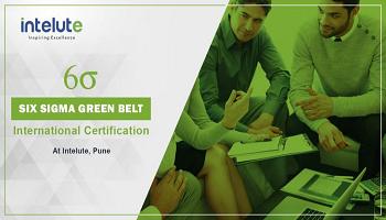Six Sigma Green Belt International Certification