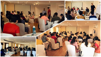 How to be Successful in your Life, Career, Profession and Business through NLP ? Organised by Amplefy