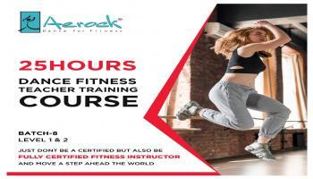 Aerock Dance Fitness Teacher Training Workshop