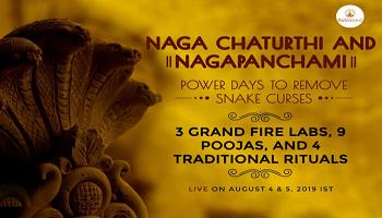 Naga Chaturthi and Panchami
