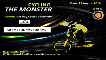 The Monster Cycling