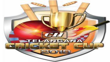 CII TELANGANA CRICKET CUP 2019