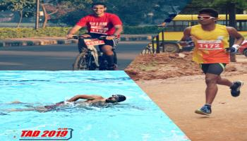 TAD Pune 2019 (Triathlon, Aquathlon, Duathlon)
