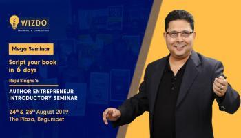 Author Entrepreneur Aspirant - Mega Seminar
