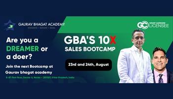 GBA Sales BootCamp, Noida