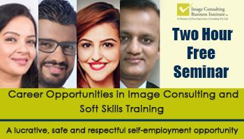 ICBI Seminar on Career Opportunities in Image Consulting and Soft Skills Training (Koramangala)