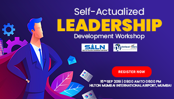 Self-Actualized Leadership Development Workshop 91st Edition