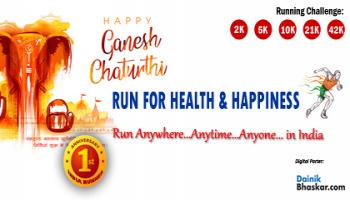 Run For Health and Happiness