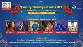 Family Dandiyaotsav 2019