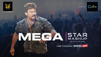 Megastar Mega Mashup at Zehn on Ten