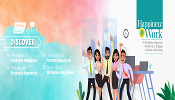 Invite For Workplace Happiness Workshop