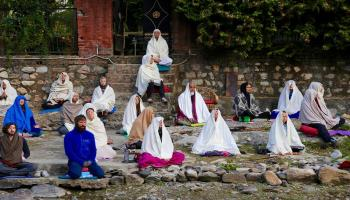 Yoga Teacher Training in Rishikesh, India - RYS 200, 300, 500.