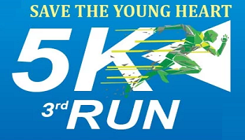 Save The Young Heart | 5K Run - 2019