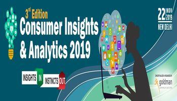 3rd Consumer Insights and Analytics Summit 2019