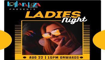 Ladies Night Feat.  DJ SPINZ  LYNUS | Thu. 22nd Aug