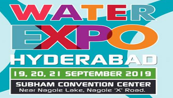 Water India Water Expo 2019