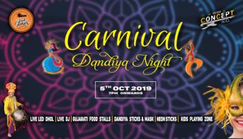 Carnival Dandiya Night 2019