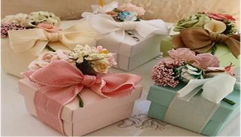 Gift Wrapping  Trousseau packing workshop