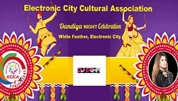 ECCA Disco Dandiya 2019 with DJ Esha