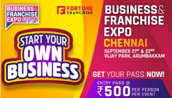 Business and Franchise Expo - Chennai