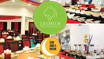 Evening Buffet at Leonia