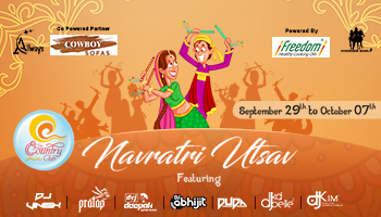 Navratri Utsav 2019 at Country Club