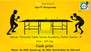 Rackonnect Open T T Championship