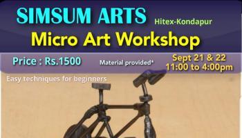 Micro Art Workshop