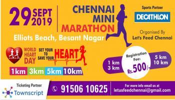 Chennai Mini Marathon 2019