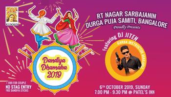 Dandiya Dhamaka 2019