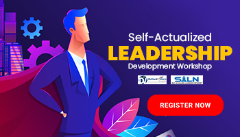 Self-Actualized Leadership Development Workshop - Hyderabad
