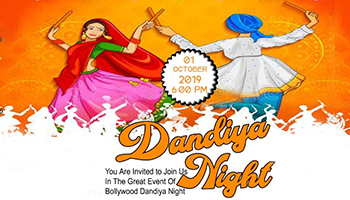 D7 Dandiya Night