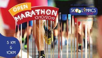 Skoolympics 2019 - Open Marathon