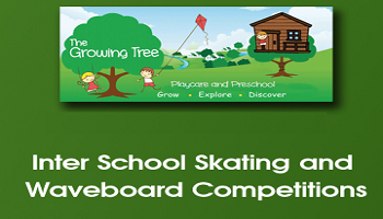 Skating and Waveboard Competitions inter school