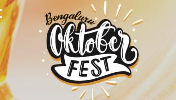 Bengaluru Oktoberfest 2019