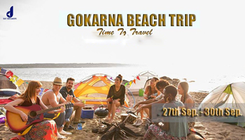 Gokarna Beach Trip - Sep. Edition