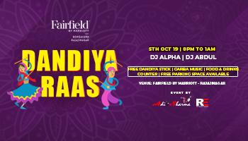 Dandiya Raas 2019