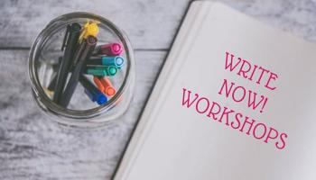 Write Now - Creative Writing and Blogging Workshop copy copy