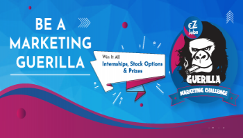 EZJobs Guerilla Marketing Challenge  ( Registration For HR )