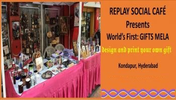 Design and Make Your Own Gifts Mela