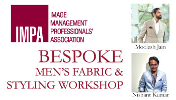 Bespoke Mens Fabric and Styling Workshop