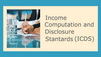 ICDS - INCOME COMPUTATION AND DISCLOSURE STANDARDS BY DR. VINOD SINGHANIA