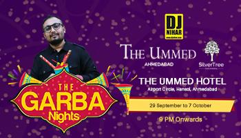 THE GARBA NIGHTby DJ NIHAR  2019