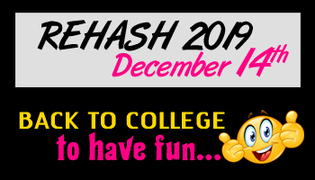REHASH 2019