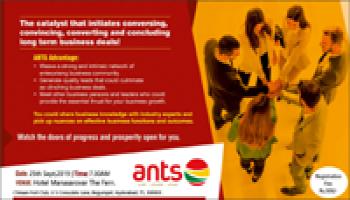ANTS BUSINESS MEET