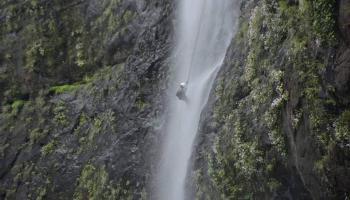 Kataldhar Waterfall Rappelling Trip from Pune