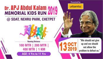 Dr. APJ Abdul Kalam Memorial Kids Run 2019